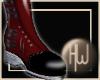 ~HW~ Garnet Boots
