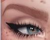 Eyebrows Ginger