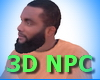 Gabriel8 3D NPC BLACK