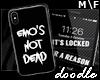iPhoneSE 💀 Emo Locked