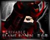 ! Flame Ronin Helm #F