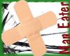 ! Band aid sticker