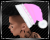 Pink Santa Hat