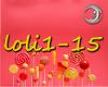 [loli-15] Lollipop