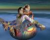 Boho Float Kiss