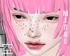 空 Bangs Pink 空