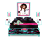 Cici TotallyTeal Bed