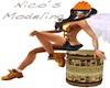 Modeling Nico´s Sepia