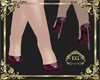 Shoes Elena vinho