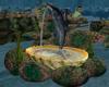 SwordFish Fountain Bath