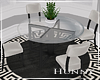 H. Modern Brkfast Table