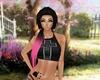[Shu] Donna black&pink