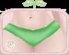 🌱 Cute Green Panties