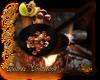 Chestnut stove