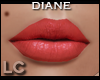 LC Diane Summer Red Lips