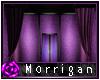 +Mor+ Lavender Curtains