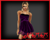 KyD PurpleFairylandDress
