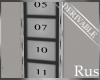 Rus DER Frame