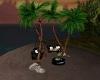 Black Rose Cuddle Swing