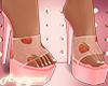 Strawberry Pumps