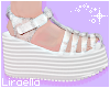 White Jelly Platforms
