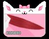 ^w^ - Redish tail v2