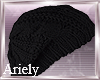 Paris Beret Black  Hat