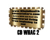 CD WHAC 2