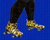 Animal Print Skates