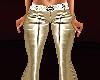 pantalon oro