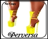 BOOTS YELLOW★