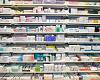 Pharmacy Wall