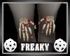 Skeley Hand Legs