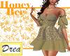 -HoneyBee- Comb Dess