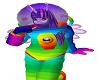 Rainbow Space Suit