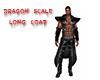 Dragon Scale Long Coat