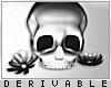 0 | Skull Epaulette RGT