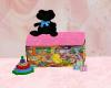R&R Snow White Toy Box