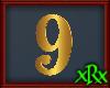 Number 9 Decor