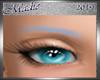 !a BabyBlue Eyebrows Kid