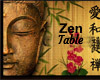 Zen Table