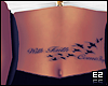 Ez| Belly Tat.