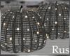 Rus Wire Pumpkin Decor