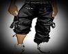 Black baggy Jeans cargo