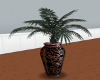 (TVS) Brown classic vase