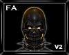 (FA)NinjaHoodV2 Gold