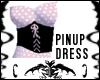 Pink Corset Pinup