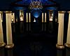 Elegant Blue Ballroom