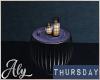 Thursday Night Table