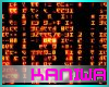 Orange Matrix Screens
